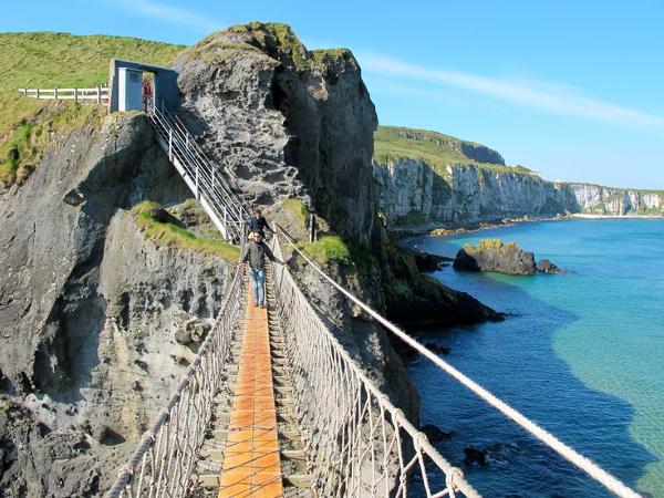 Carrick-a-Rede Rope Bridge Ireland