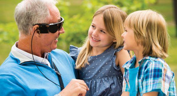 Argus II Retinal Prosthesis System