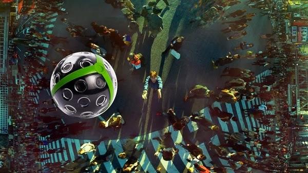Panono Camera Ball