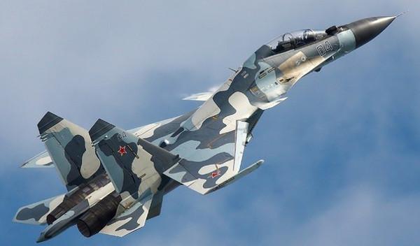 Sukhoi Su 30