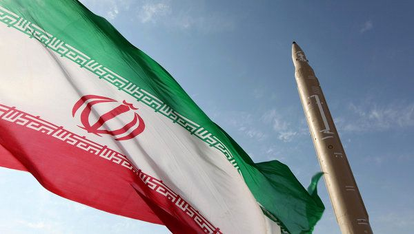Nuclear Missiles in Iran
