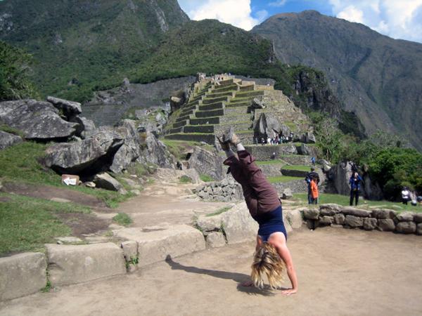 Bacom Martial Arts from Peru