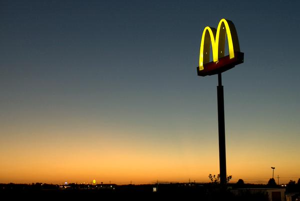 Golden Arches More Recognized Than The Christian Cross
