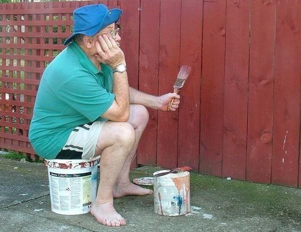 Paint Drying Watcher