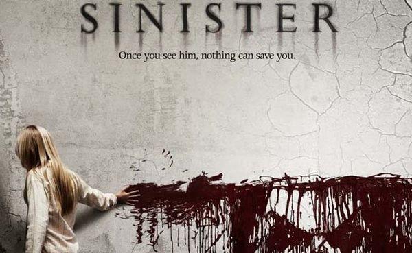 Sinister Horror Movie