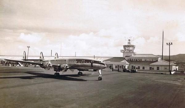 Flying Tiger Line Flight 739 Mystery