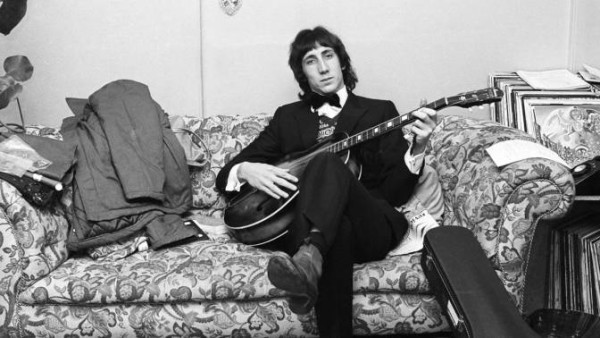 Pete Townshend On Stage Injury