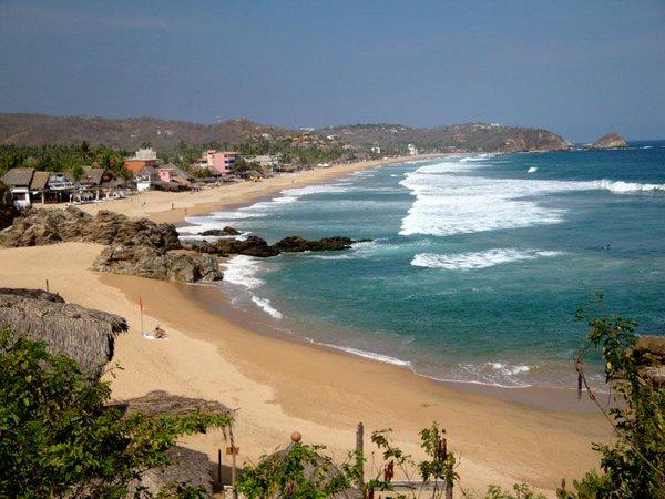 Playa Zipolite