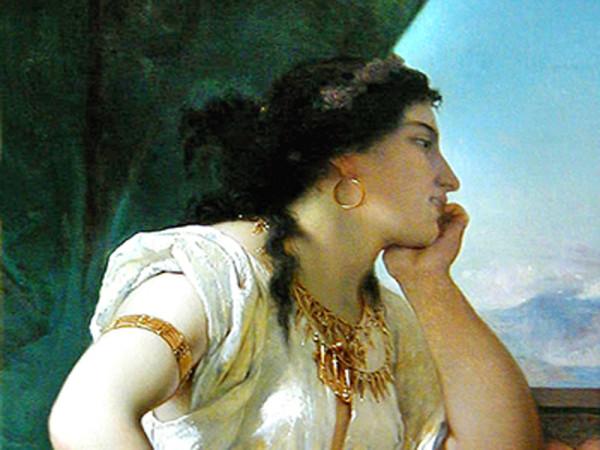 Aspasia Beautiful Women in History