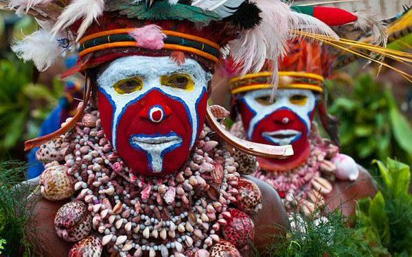 The New Guinea Tribes