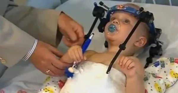 Jaxon Taylor - Decapitated Head of Toddler Reattached
