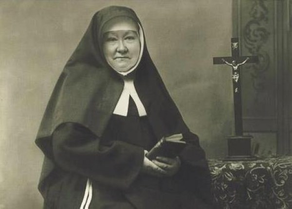 Mother Maria Theresia Bonzel is Known to have Healed Luke Burgie