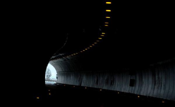 Belchen Tunnel Switzerland