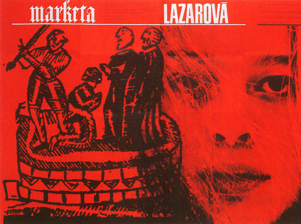 Marketa Lazarova Movie