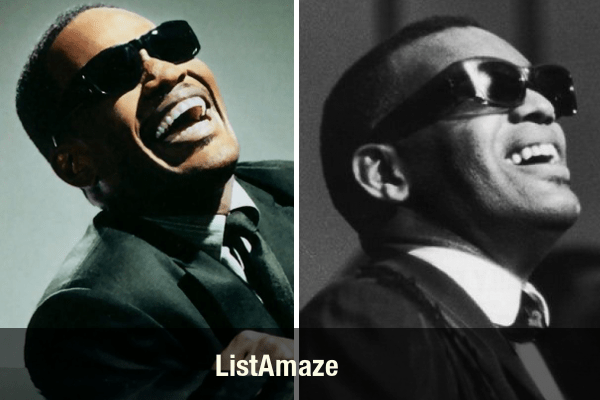Jammie Fox as Ray Charles
