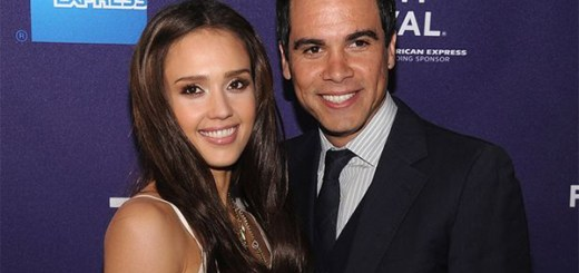 Jessica Alba With Husband Cash Warren