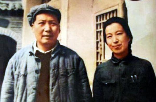 Mao and Madame Mao