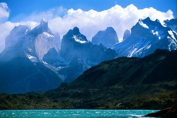 Torres del Paine Trek Chile