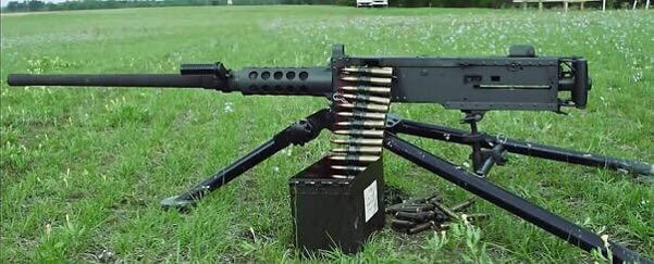 M2 Browning Machine Gun