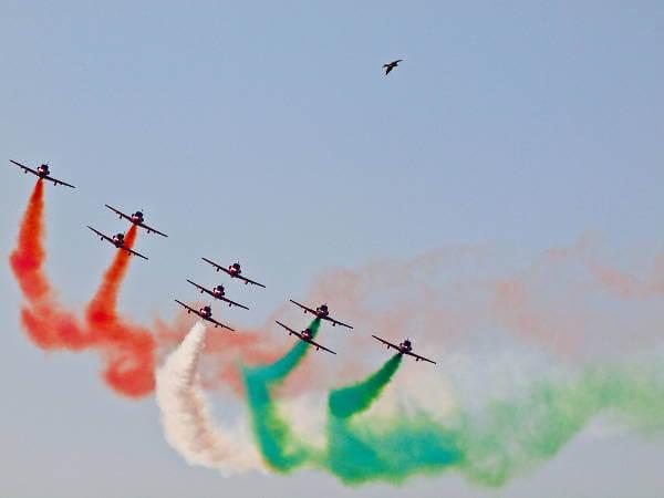 Aero India - Air Shows in Bangalore