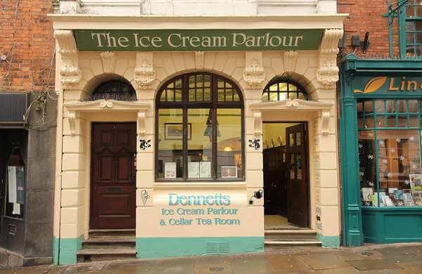 Ice Cream Parlor Business