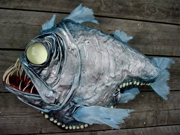 Deep Sea Hatchetfish