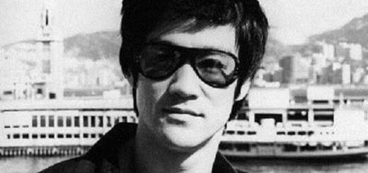Bruce Lee Was Nearsighted