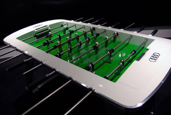 Foosball Table by Audi