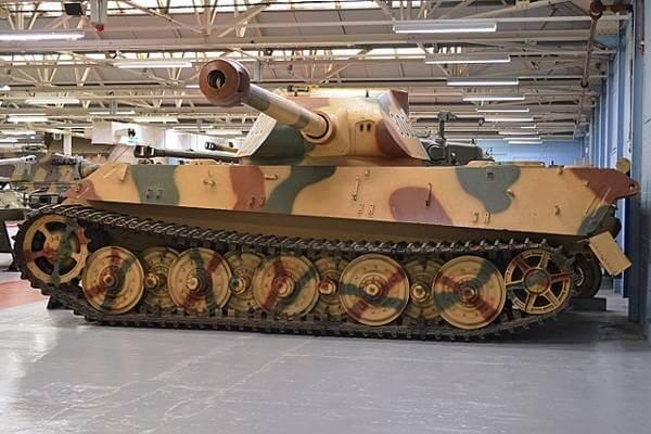 German Tiger II