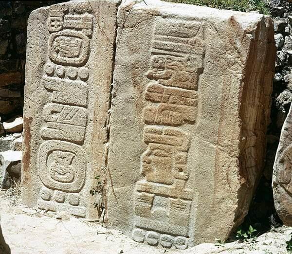 Zapotec Writing
