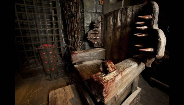 London Dungeon museum