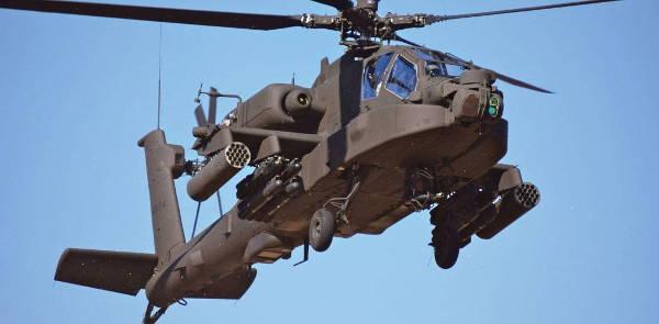 Boeing AH 64E Apache Guardian