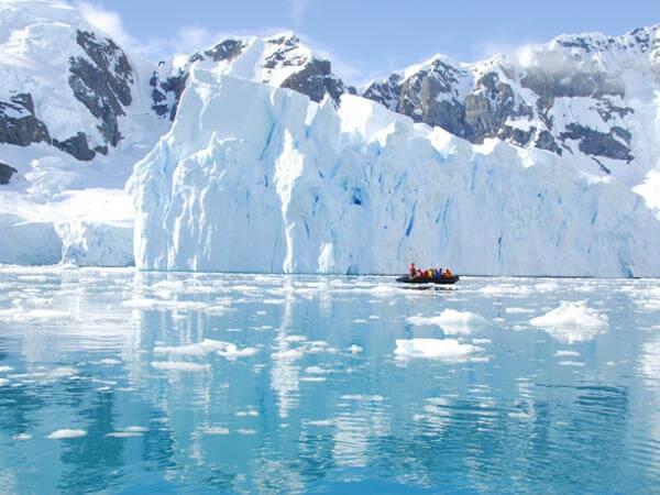 The Antarctica