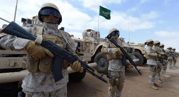 Saudi Arabia and Yemen Border