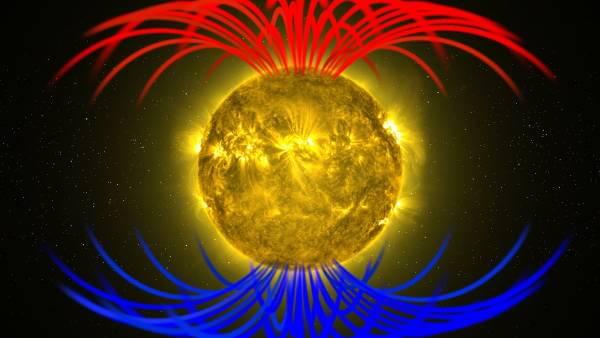 Sun's Magnetic Field Flips In 11 Years