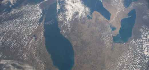 Great Lakes of North America