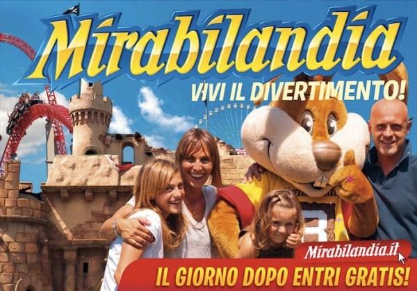 Mirabilandia Amusement Park Italy