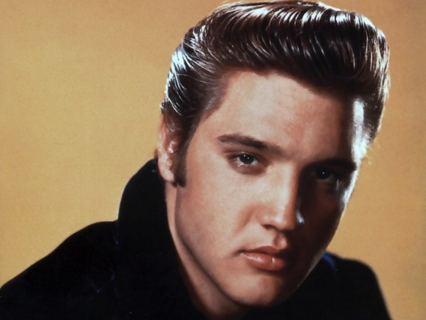 Elvis Presley turned Actor