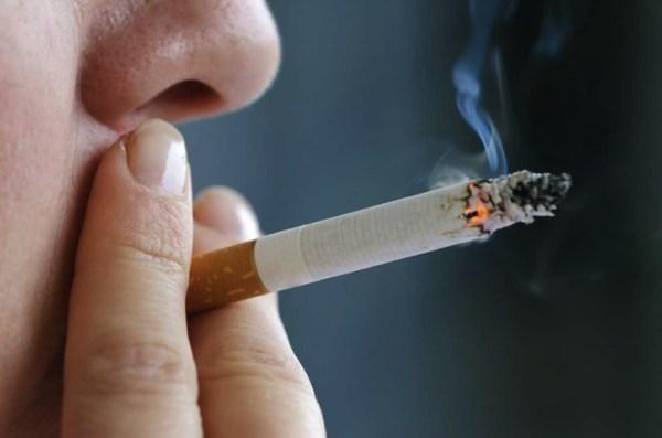 Smoking on sperm count