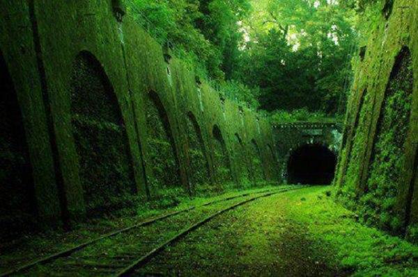 abandoned railroad france