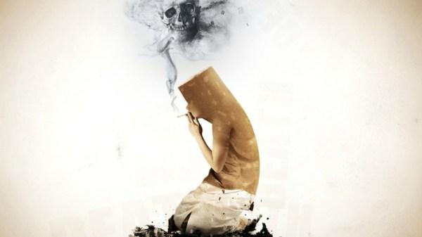 Life shorter by smoking