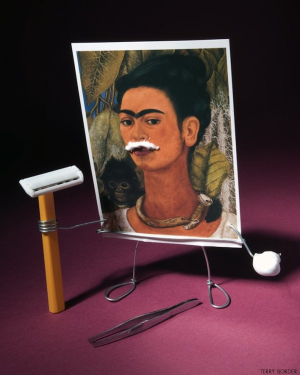 Frida bent object