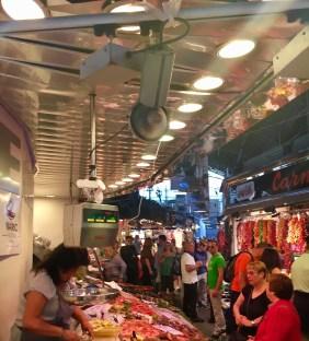 Mercado La Boqueria