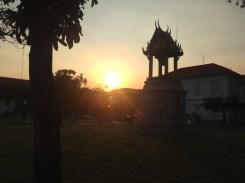 Wat Benchamabophit - Templo de Mármore
