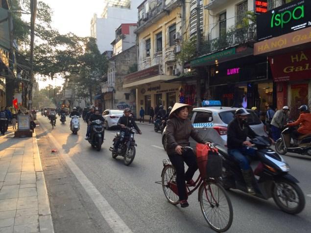 Old Quarter - Hanói