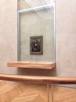 Gioconda/Mona Lisa - Musée du Louvre