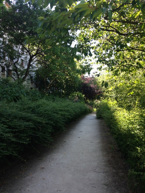 Promenande Plantée