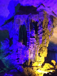 Amazing Cave - Halong Bay