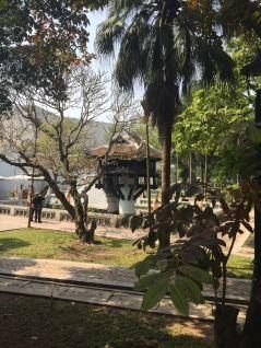Templo de Um Pilar - Complexo Ho Chi Minh