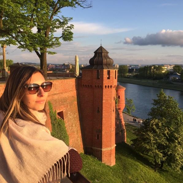 Arredores do Castelo de Wawel